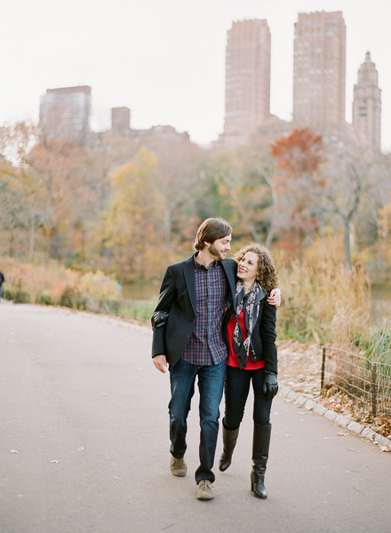 Margot and Marc Engagements
