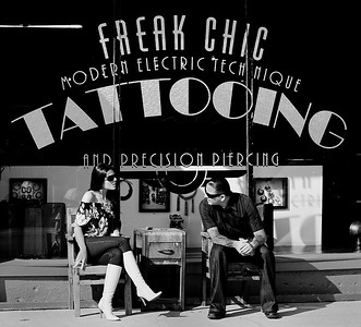 Marisa and Freddie's Engagement Photoshoot