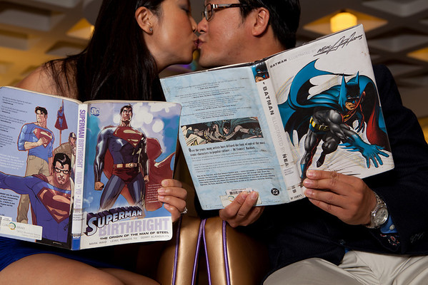 Marissa and Tae's Engagement Photoshoot