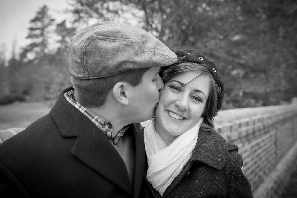 William and Mary engagement session