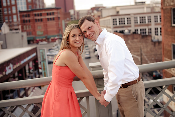 Mason and Jennifer's Engagement Photos