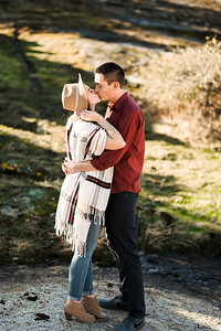 Alexandria Vail Photography Shaver Lake Engagement Mat + Deanna107