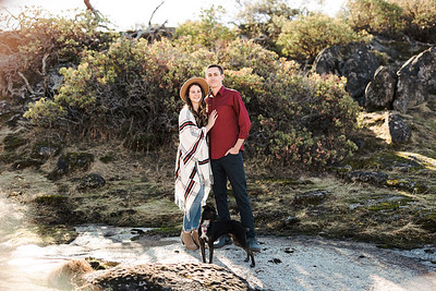 Alexandria Vail Photography Shaver Lake Engagement Mat + Deanna120