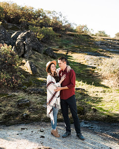 Alexandria Vail Photography Shaver Lake Engagement Mat + Deanna117