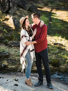 Alexandria Vail Photography Shaver Lake Engagement Mat + Deanna113