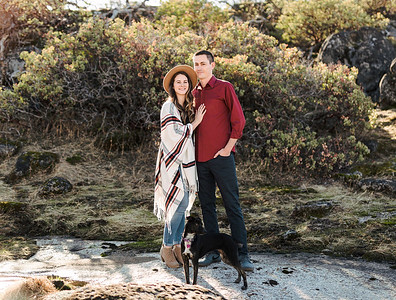 Alexandria Vail Photography Shaver Lake Engagement Mat + Deanna119
