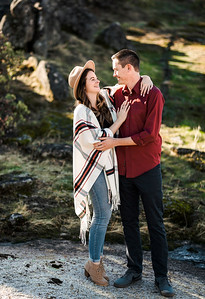 Alexandria Vail Photography Shaver Lake Engagement Mat + Deanna114