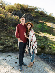 Alexandria Vail Photography Shaver Lake Engagement Mat + Deanna101