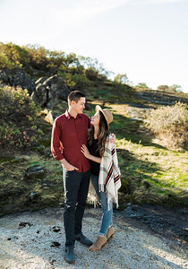 Alexandria Vail Photography Shaver Lake Engagement Mat + Deanna102