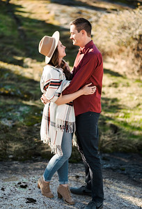 Alexandria Vail Photography Shaver Lake Engagement Mat + Deanna111