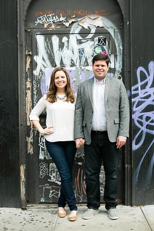 Mat & Melissa Enagement
