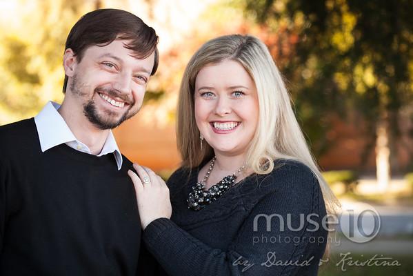 Matt and Mary-Stuart - Engagement
