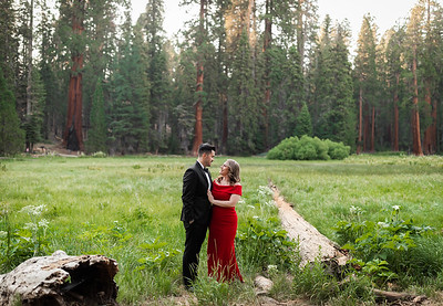 Alexandria Vail Photography Sequoia National Park Engagement 010