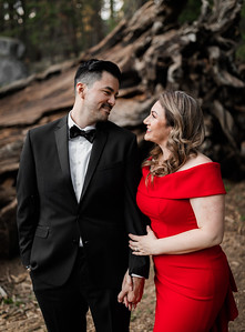 Alexandria Vail Photography Sequoia National Park Engagement 021