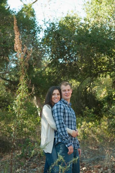 Megan + Trevor // Engagement