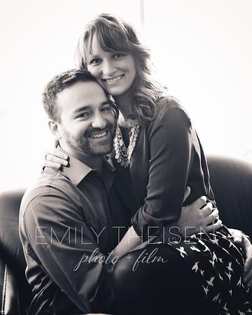 Megan and Eric