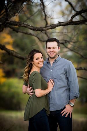Megan and Evan