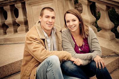 Megan and Josh Engagement