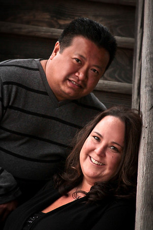 Megan & Chris- Engagement Fall 2010