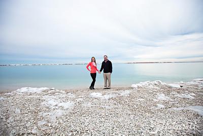 Melissa & Anthony {engagement session}