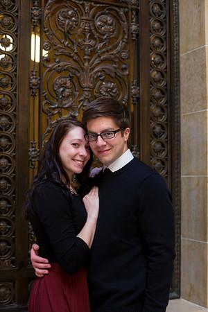 Micaela & David {engagement session}