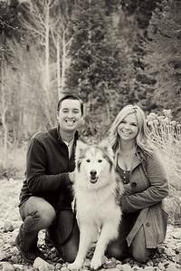 Mike and Jennifer- engaged!