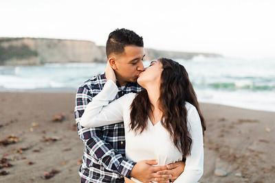 Alexandria Vail Photography Montana De Oro Engagement Miriam   Omar 115
