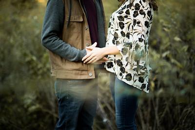 Natalie and Mitchell