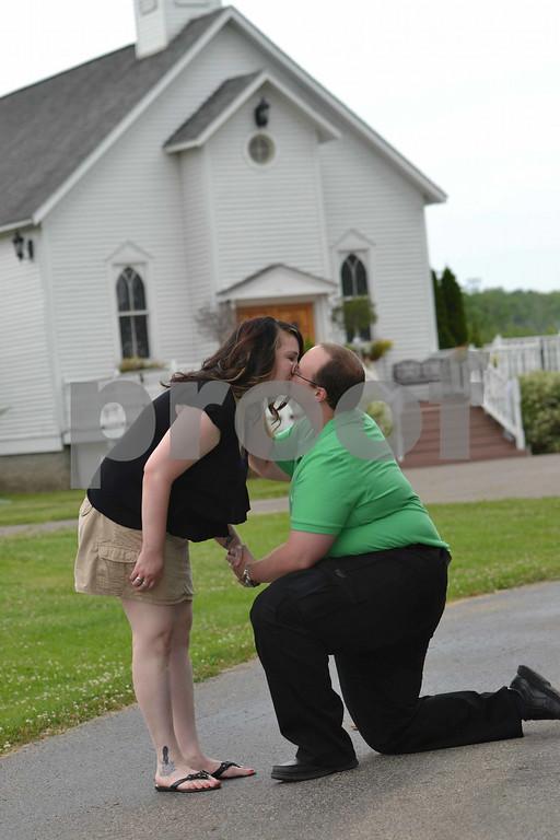 Nathaniel & Beth Engagement Pics.