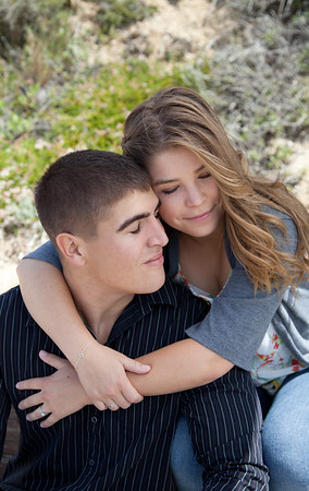 Tiffany and Jacob Newport Beach Engagement