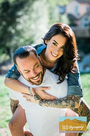 Nicolette+Terrance ~ Engagement Portraits