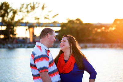 Nikki & Chris {engagement session}