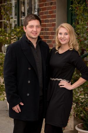 Olivia and Brandon