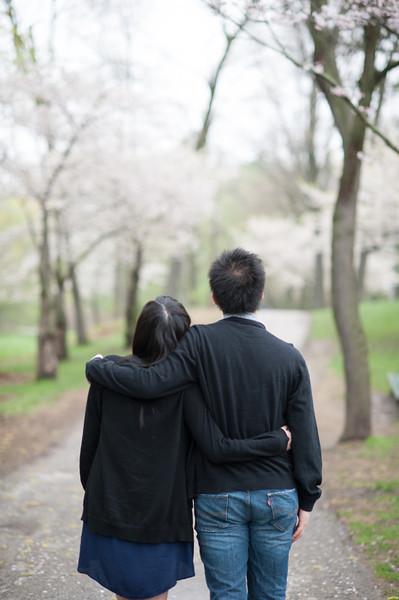 Patricia & Lawrence (Spring)
