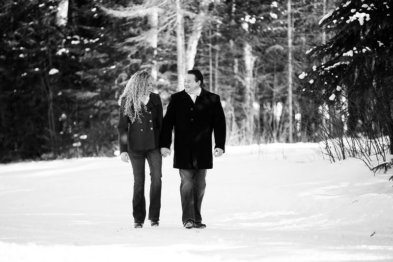 Patrick Horan & Alissa Sundberg