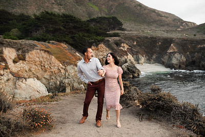 Alexandria Vail Photography Paula   Anthony Big Sur Engagement 113