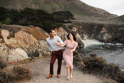 Alexandria Vail Photography Paula   Anthony Big Sur Engagement 114