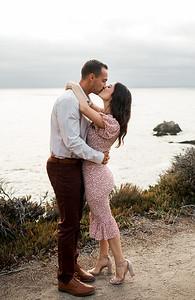 Alexandria Vail Photography Paula   Anthony Big Sur Engagement 093