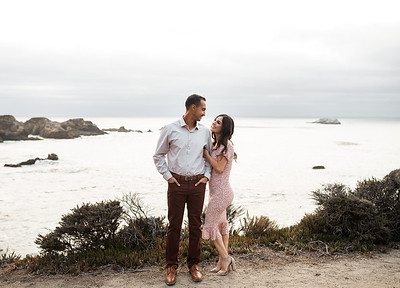 Alexandria Vail Photography Paula   Anthony Big Sur Engagement 104