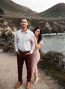 Alexandria Vail Photography Paula   Anthony Big Sur Engagement 108