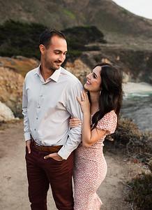Alexandria Vail Photography Paula   Anthony Big Sur Engagement 111