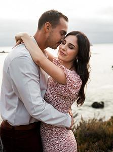 Alexandria Vail Photography Paula   Anthony Big Sur Engagement 100