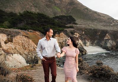 Alexandria Vail Photography Paula   Anthony Big Sur Engagement 112
