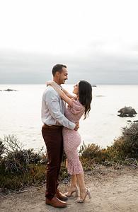 Alexandria Vail Photography Paula   Anthony Big Sur Engagement 092