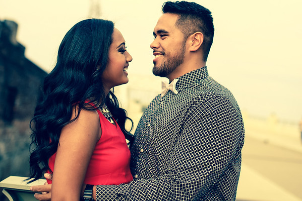 Phil and Siai's Engagement Photos