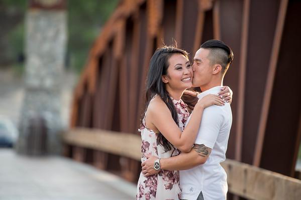 Quynh & Johnny: Temecula Engagement Shoot!