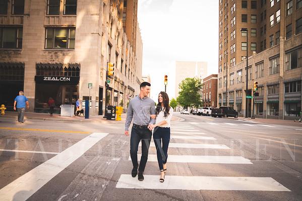 Rachael and Jarrett  -5