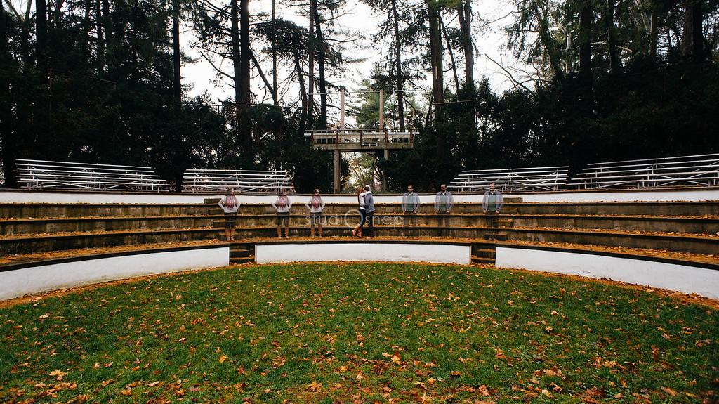 rachel + ian | engagement | cranbrook academy of art, bloomfield hills
