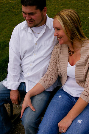 Rachel and Kris Engagement