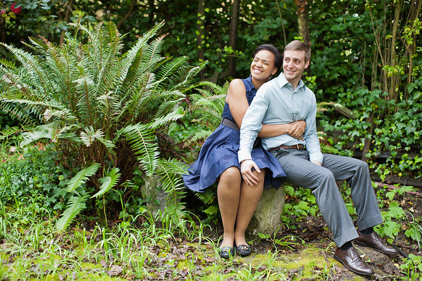 Rachel and Theo Engagements